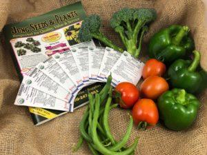 Organic Vegetable Garden Collection