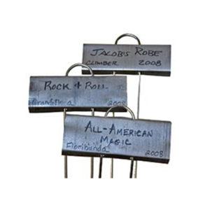 Metal Plant Marker
