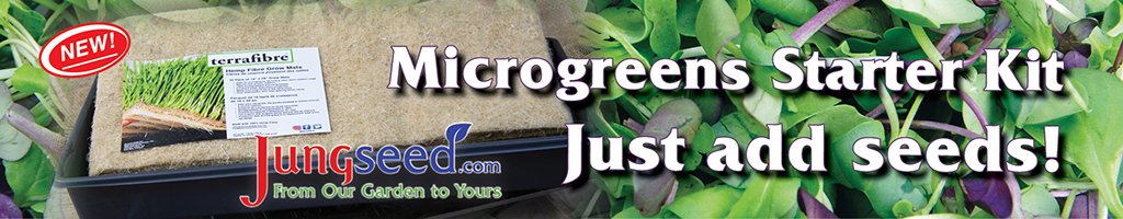 Microgreen Starter Kit Ad